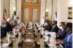 ظریف با وزیر مشاور در امور خارجی بنگلادش دیدار و گفتگو کرد