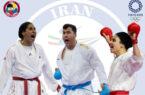 ورزش ایران به روز پایانی المپیک رسید/ امید به مبارزه دو کاراتهکا برای مدال