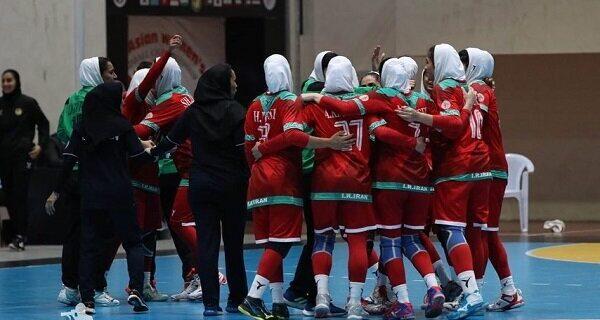 پایان کار بانوان هندبال ایران با کسب سهمیه جهانی ومقام چهارم آسیا