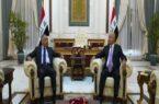 قدردانی الکاظمی و صالح از بیانیه آیت الله سیستانی درباره انتخابات