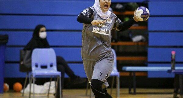 تیم هندبال زنان ایران به مسابقات قهرمانی جهان صعود کرد