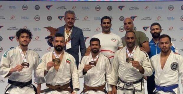 اعزام بدون مجوز جوجیستو و اعلام اشتباه ردهبندی نهایی تیم ایران!