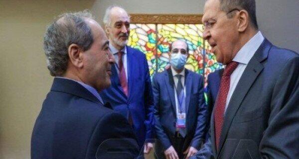 لاوروف با وزرای خارجه سوریه و عربستان دیدار کرد