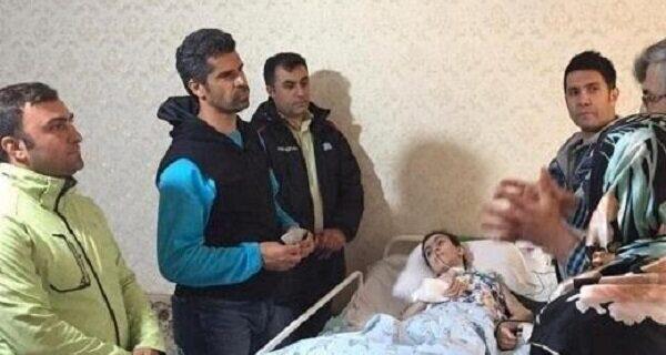 درگذشت دختر تکواندوکار بعد از دو سال زندگی نباتی