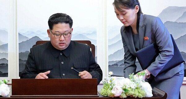 ابراز امیدواری خواهر رهبر کره شمالی درباره بهبود روابط با سئول