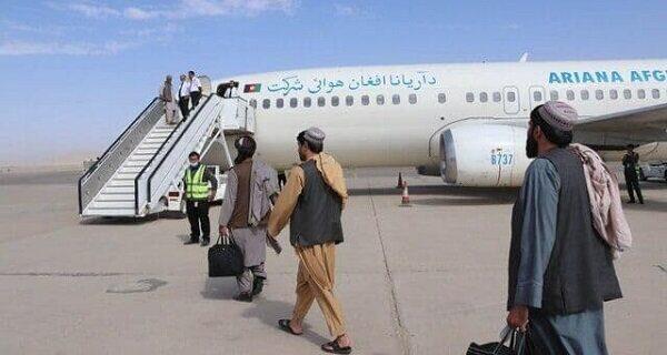 درخواست طالبان برای ازسرگیری پروازهای بینالمللی به فرودگاه کابل