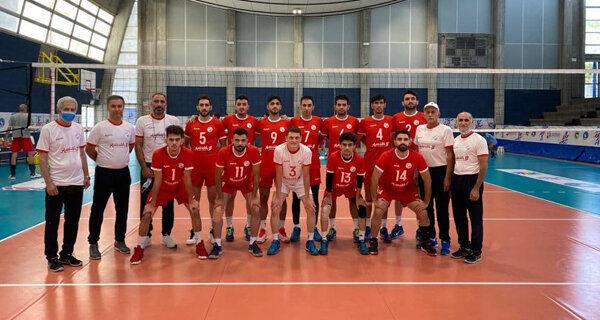 شکست تیم ملی والیبال ناشنوایان ایران مقابل فرانسه