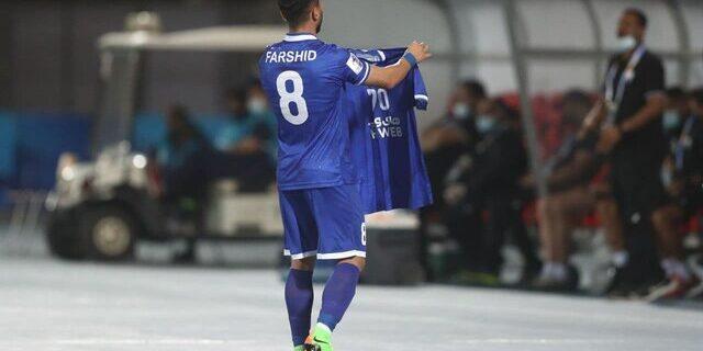 UAE: فرشید اسماعیلی در آستانه حضور در لیگ امارات