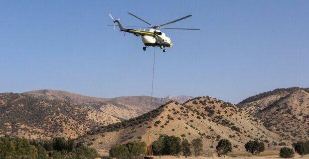 آتش سوزی جنگلهای کردکوی استان گلستان اطفا شد