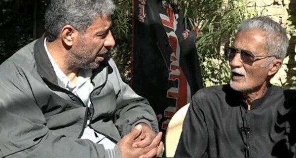 وقتی ۲ طرف جنگ در پیادهروی اربعین با هم ملاقات کردند/قصه حب حسین