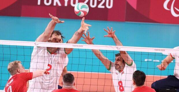 والیبال نشسته ایران به دنبال کسب سهمیه پارالمپیک از مسابقات چین