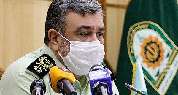 بهکارگیری ۲۰ هزار نیروی پلیس برای تامین امنیت برگشت زوار اربعین