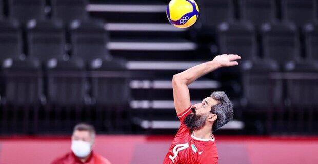 چراغ سبز فدراسیون والیبال برای برگزاری بازی خداحافظی سعید معروف