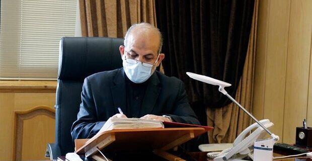 پیام وزیر کشور به مناسبت روز آتش نشانی و ایمنی