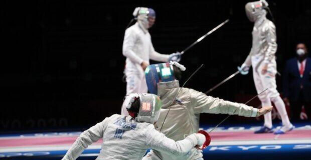 اردوی شمشیربازان طبق برنامه مصوبِ قبل از المپیک پیش میرود