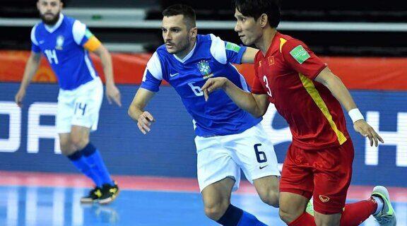برنامه بازیهای امروز مرحله یکهشتم نهایی جام جهانی فوتسال