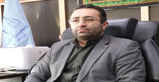 کاهش ۵۵ درصدی پرونده های دادسرای ناحیه ۱۲ تهران