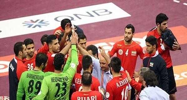 دعوت از ۲۵بازیکن برای اردوی دوم تیم ملی هندبال ایران