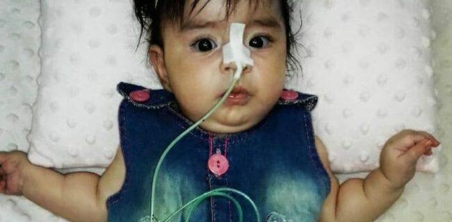 بیماری sma چیست؟ حمایت از فاطمه یوسفی کودک مبتلا