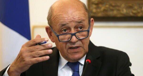 وزیر خارجه فرانسه خواستار مذاکره بر سر فعالیتهای موشکی ایران شد!
