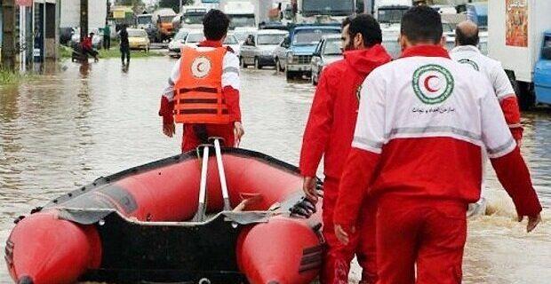 امدادرسانی به ۳۸۹ حادثه دیده در ۷۲ ساعت گذشته