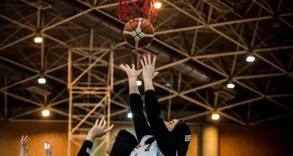 دختران بسکتبالیست در حال پیشرفت هستند/ میتوان با حجاب نیز درخشید