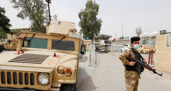 عملیات ضد تروریستی ارتش عراق/ بازداشت ۸ عنصر تکفیری داعش