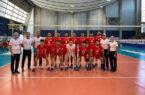 تیم ملی والیبال ناشنوایان ایران در رده ششم جهان ایستاد