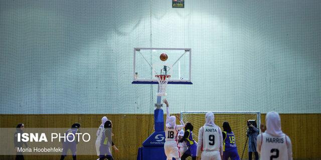 شیمیدر روی نوار برد/ مدافع قهرمانی بسکتبال زنان در تعقیب صدرنشین
