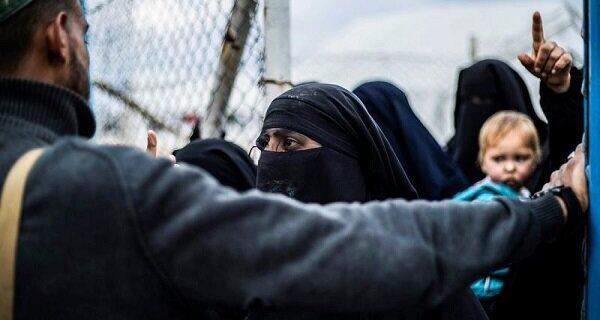 انتقال خانواده های داعشی با نظارت آمریکا از سوریه به عراق
