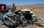 سانحه رانندگی در محور سراب- بستانآباد ۲ کشته برجای گذاشت