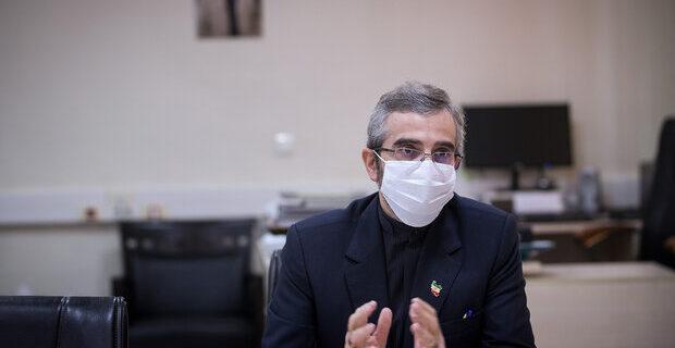 «علی باقری» با قائم مقام وزارت خارجه پاکستان دیدار کرد