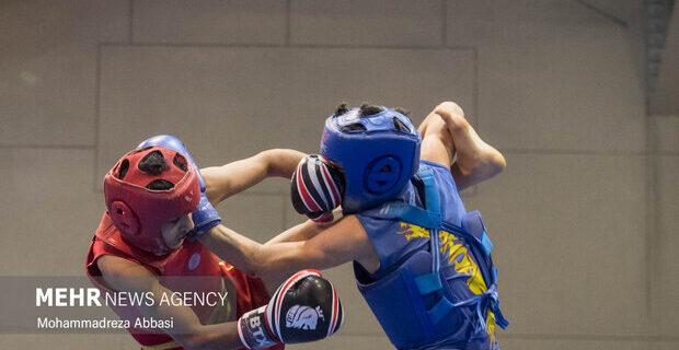 قشم میزبان رقابتهای انتخابی تیم ملی ووشو شد