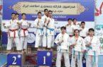 رقابت۹۷۲ کاراته کابرای رسیدن به تیم ملی/کاتاروهای برتر معرفی شدند