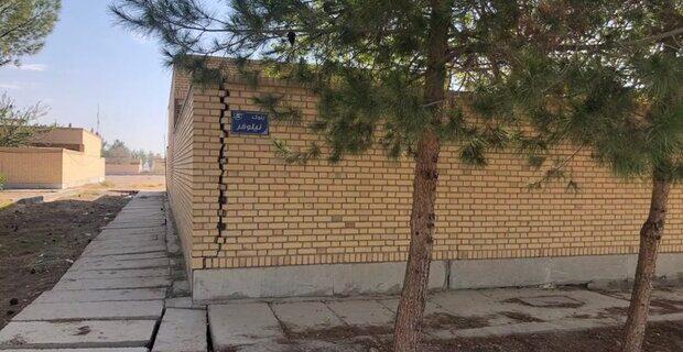 فرونشست، شهرک نیرو هوایی اصفهان را از سکنه خالی کرد
