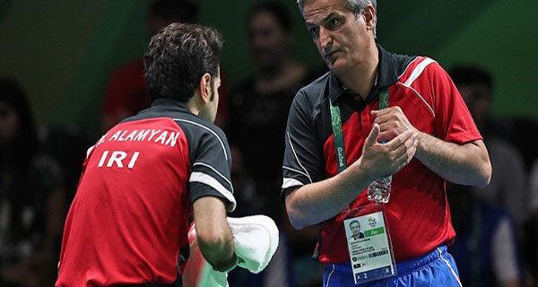 لطف الله نسبی: تنیس روی میز ایران به هدف خود در آسیا رسید